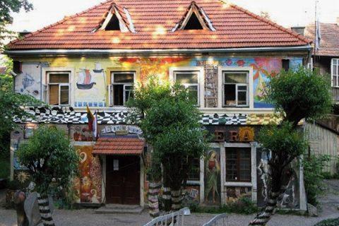 Užupis, il potere della fantasia nella Repubblica degli Artisti