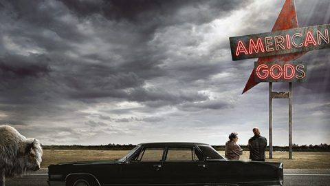 American Gods (serie tv) // Fuller, Green