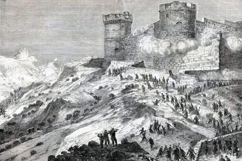 Civitella del Tronto: l'ultima fortezza borbonica