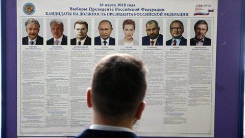 Putin IV, un trionfo annunciato nel nome della Grande Madre Russia