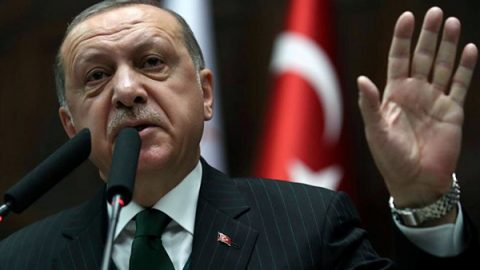 Iraq, Erdogan annuncia operazione militare contro i curdi del Pkk