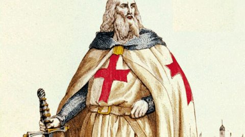 L'ultimo dei templari: Jacques de Molay