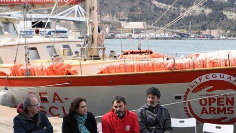 """Migranti, i legali dell'ong spagnola ProActiva: """"Il respingimento è vietato per legge"""""""