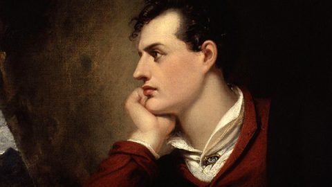 Ipse dixit: Lord Byron