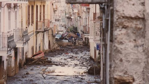 """Sarno, Mattarella: """"Tragedia immane favorita dallo sfruttamento del suolo"""""""