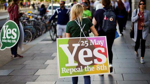 L'Irlanda dice sì alla legalizzazione dell'aborto: favorevoli oltre il 70%