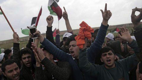 Gerusalemme, apre l'ambasciata Usa. Scontri a Gaza