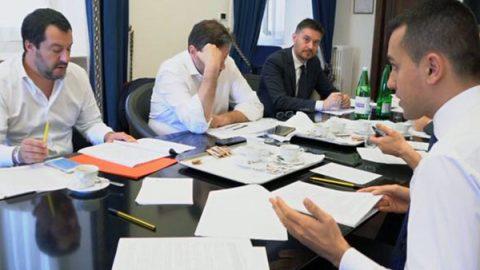 """Governo, Salvini: """"Siamo pronti, abbiamo il nome del premier e la squadra"""""""