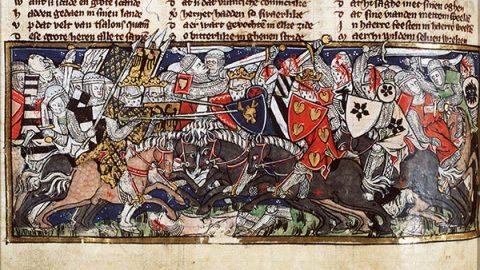 La battaglia dei campi catalaunici