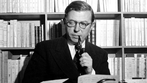 Ipse dixit: Jean-Paul Sartre