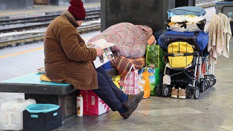 In Italia oltre 5 milioni di persone in povertà assoluta: valori più alti dal 2005