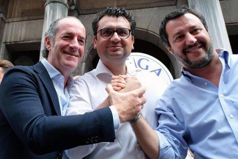 Conte fa bene alla Lega, e Salvini vince nelle Comunali