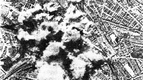 Il bombardamento di San Lorenzo