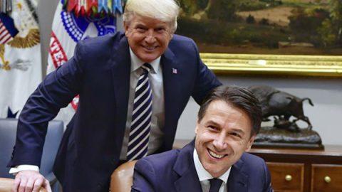 Trump: Conte sta facendo un lavoro fantastico. Ok alla cabina di regia Italia-Usa per la Libia