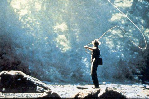 In mezzo scorre il fiume // Robert Redford
