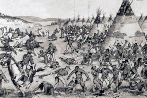 Il massacro di Grattan