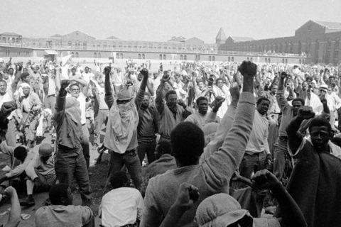 La rivolta del carcere di Attica