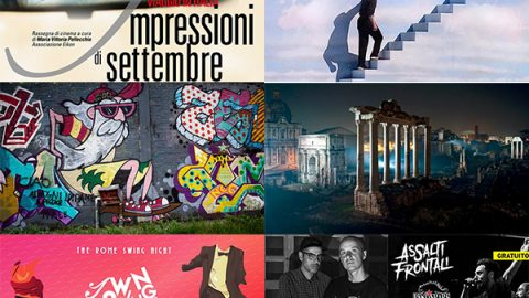 Take a look around: 3/9 settembre