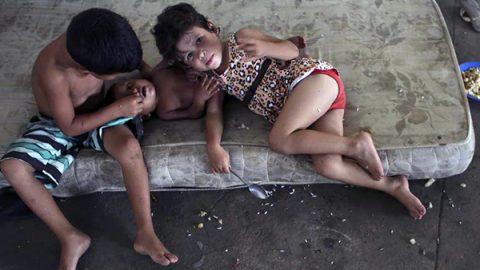 Aumenta la fame nel mondo, si torna indietro di dieci anni