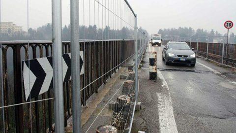 Trecento ponti a rischio crollo, oltre 11mila hanno bisogno di manutenzione