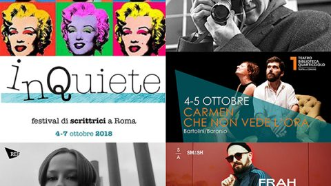 Take a look around: 1/7 ottobre