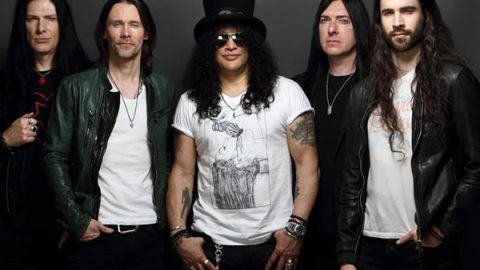 Slash feat. Myles Kennedy & The Conspirators // Living the Dream (2018)