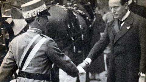 Accadde oggi: incarico di governo a Benito Mussolini