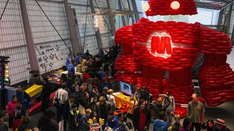 A Roma successo per Maker Faire: oltre 100mila visitatori