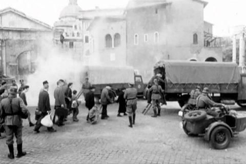 """Il """"sabato nero"""" del rastrellamento del ghetto ebraico romano"""
