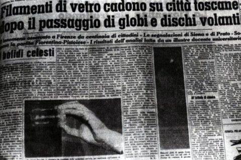 Lo strano caso dell'avvistamento ufologico sull'Artemio Franchi