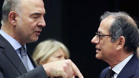 L'Ue boccia la manovra italiana: via alla procedura per il debito