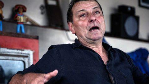 """Battisti sfida Bolsonaro: """"Un fanfarone, non può estradarmi"""""""