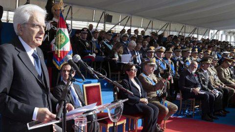 """4 novembre, Mattarella: """"L'Ue è la più alta espressione di amicizia e collaborazione"""""""