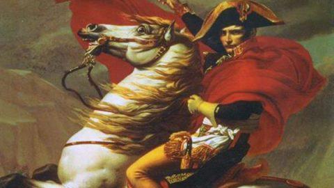 Napoleone. La voce del destino // Max Gallo