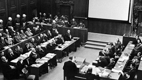 Il processo di Norimberga
