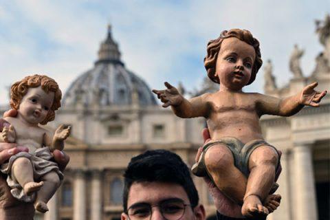 """Migranti, il Papa cita il Global Compact: """"Sia un riferimento per la comunità internazionale"""""""