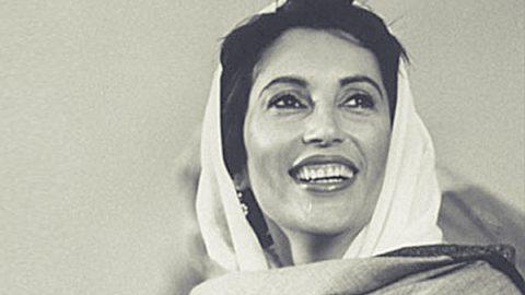Ipse dixit: Benazir Bhutto