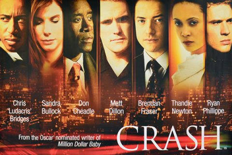 Crash, contatto fisico // Paul Haggis
