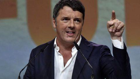 Un partito di Renzi al 9%, voti da Pd e Forza Italia