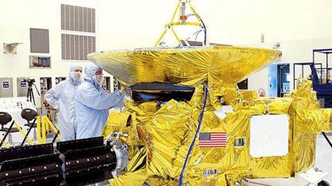 Capodanno ai confini del Sistema Solare per la sonda New Horizons
