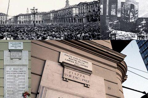 18 dicembre 1922: la strage fascista di Torino