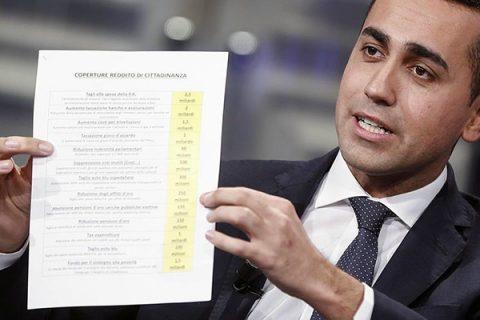 C'è la bozza del decreto: come funzioneranno reddito di cittadinanza e quota 100