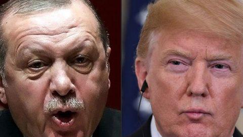 Trump minaccia la Turchia: se attacca i curdi la sua economia sarà devastata