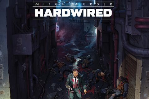 Mitch Murder // Hardwired (2018)
