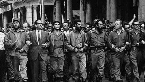 I gennaio 1959: la vittoria della rivoluzione castrista