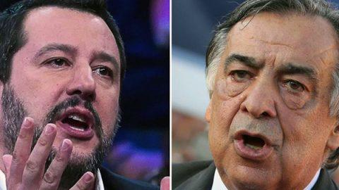 """Migranti, s'infiamma la rivolta dei sindaci. Salvini: """"Chi non è d'accordo si dimetta"""""""