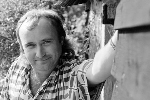 Phil Collins// No Jacket Required (1985)