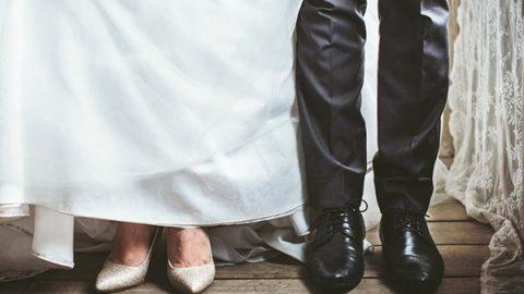 Fuga dal matrimonio: solo tre italiani ogni mille abitanti si sposano