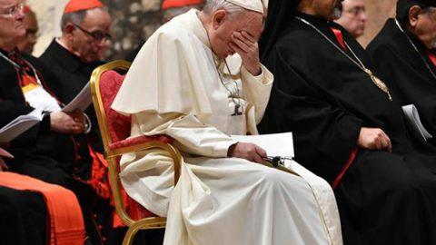 """Il """"mea culpa"""" di Papa e vescovi: abbiamo protetto colpevoli di pedofilia"""