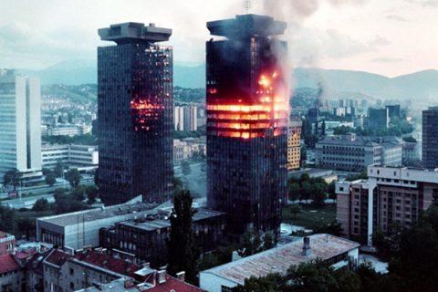 5 febbraio 1994: la prima strage di Markale